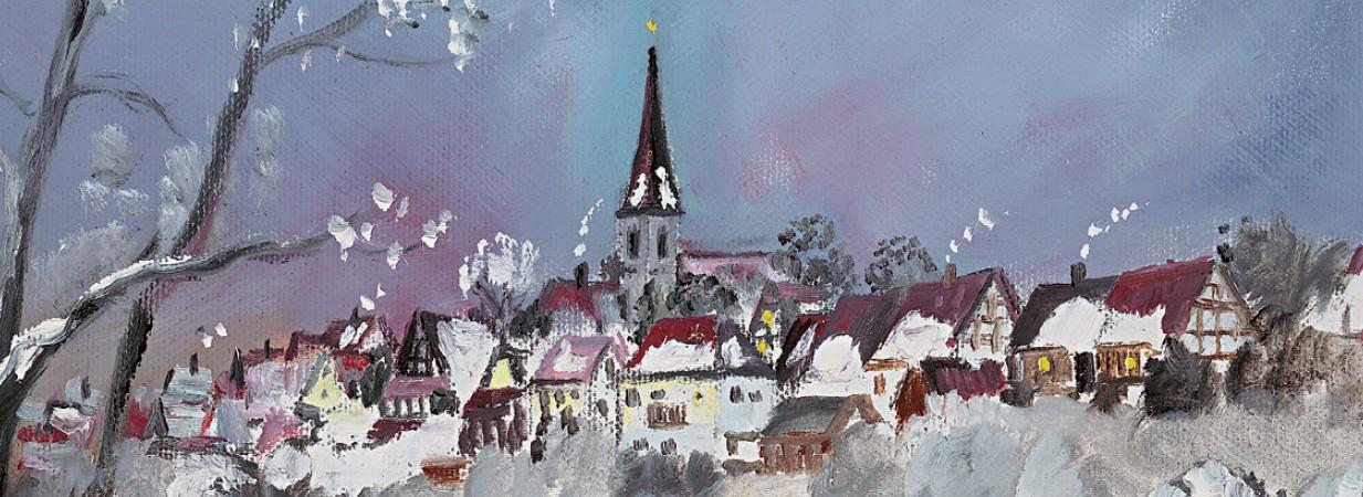 Christbaummarkt Prevorst